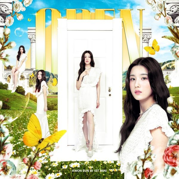 Kwon Eun Bi (권은비) – OPEN [24bit Lossless + MP3 320 / WEB] [2021.08.24]