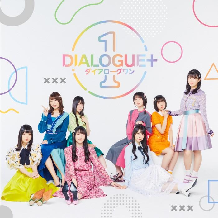 DIALOGUE+ – DIALOGUE+1 [24bit Lossless + MP3 / WEB] [2021.09.01]